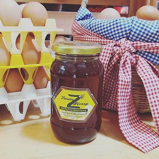 Twainz Honey La Pieve Farm Shop