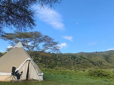 Self Camping