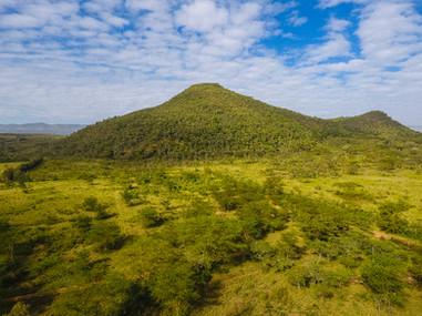 The View Towards Mula Hill