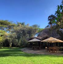 Chui Lodge Veranda
