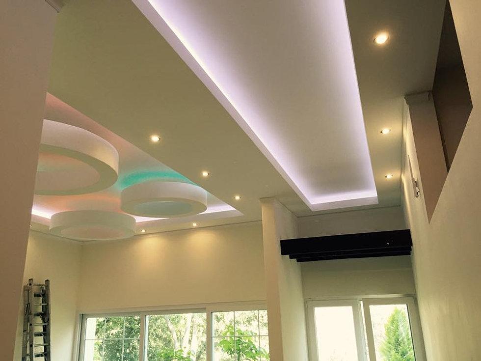 Plafones de iluminacion segn los iluminar la cocina desde for Plafones exterior iluminacion