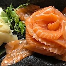 6-Sashimi de Saumon