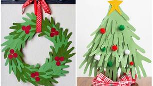 Basteln zu Weihnachten