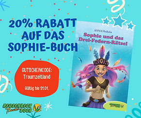 Gutscheincode Sophie Buch.png