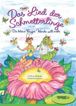Buch Cover DAS LIED DER SCHMETTERLINGE