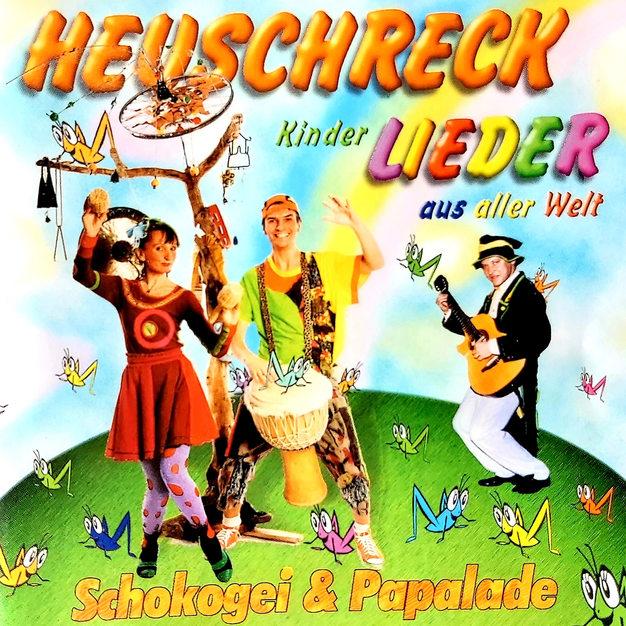 Schokoei & Papalade