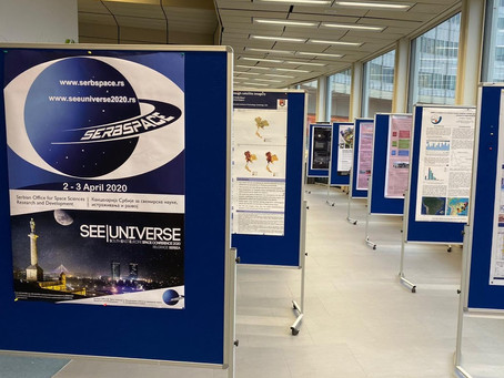 SEE Universe 2020 presented at World Space Forum