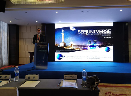 SEE Universe 2020 presented at the China Commercial Aerospace Forum