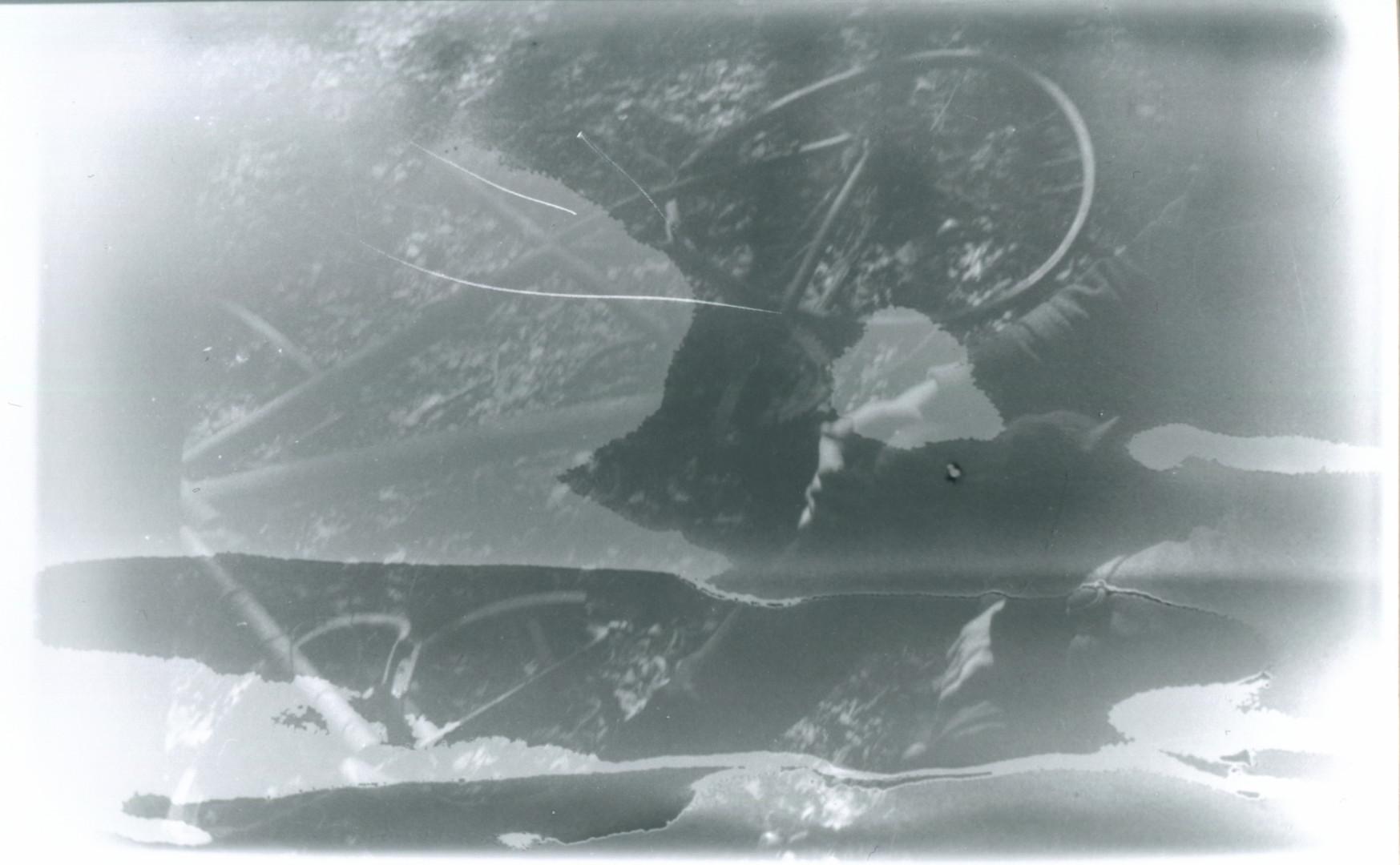 experimental darkroom processing