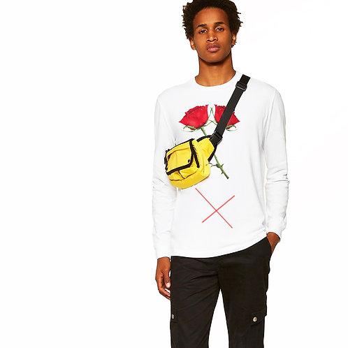 """X"" - mens long sleeve shirt"