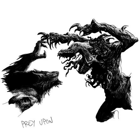 Prey Upon - Dave Kendall