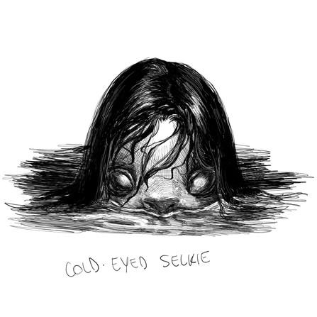 Cold-Eyed Selkie - Jaime Jones
