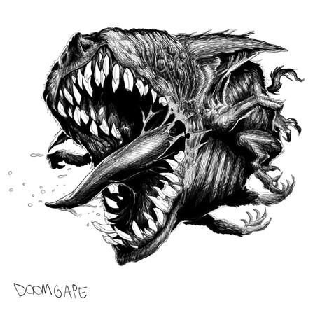Doomgape - Dave Allsop