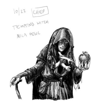 Tempting Witch - Mila Pesic