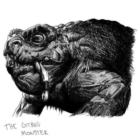 The Gitrog Monster - Jason Kang