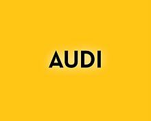 Brand Audi