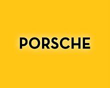 Brand Porsche