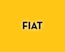 Brand Fiat