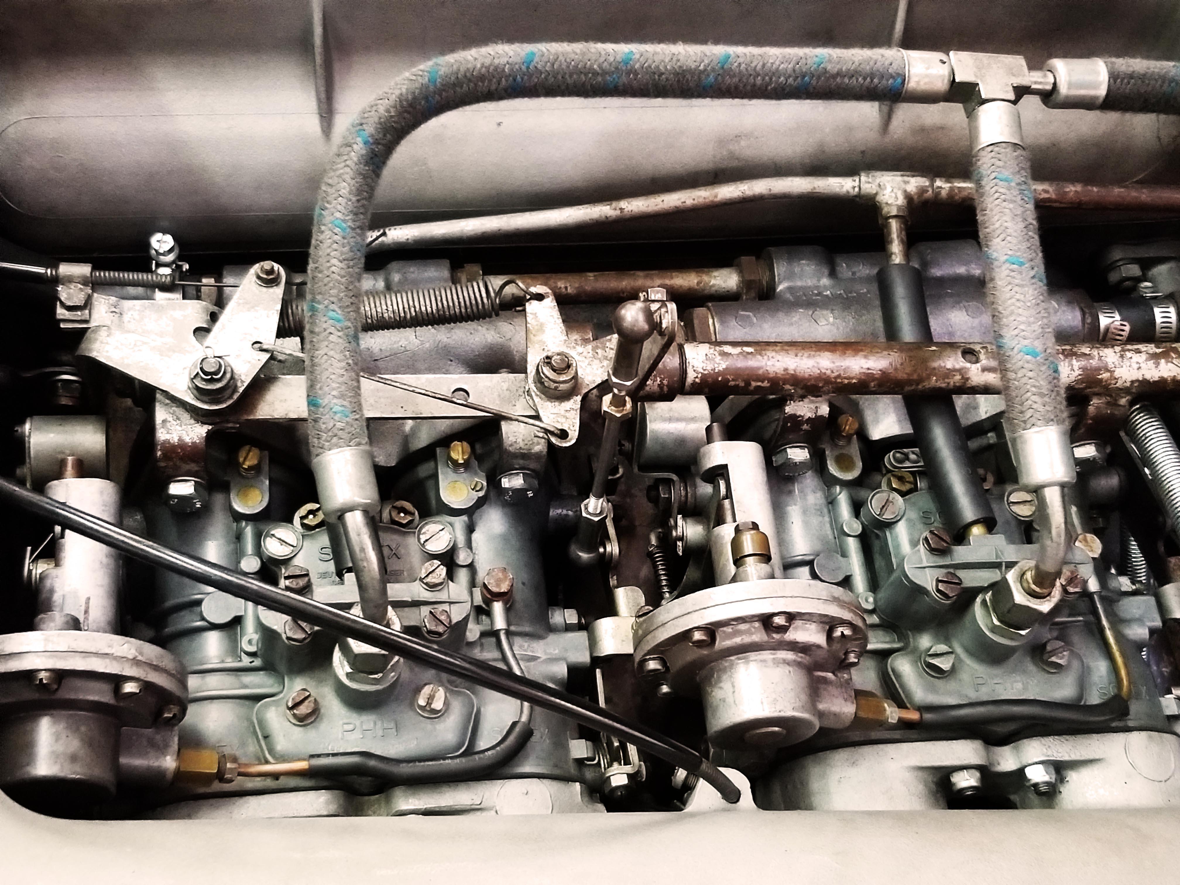 Carburetor Rebuild Service