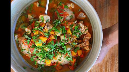Instant Pot Chicken, LENGTH: 3:00