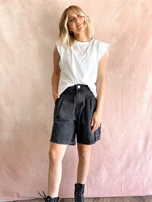 Giddy Up Mom Shorts
