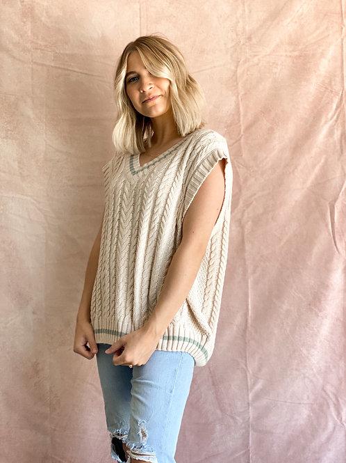 Gabby Sweater Vest