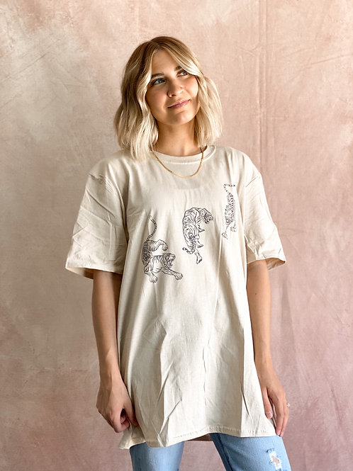 Eye of the Tiger Graphic Tee