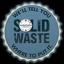 Marathon County Solid Waste Department Logo