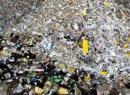 is recycling in crisis?