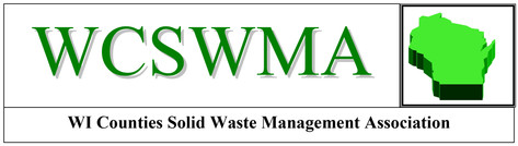WI Counties Solid Waste Management Association Logo