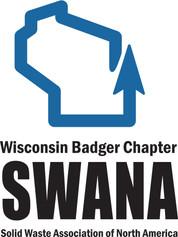 Solid Waste Association of North America - WI Badger Chapter Logo
