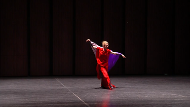 Gabrielle Armenier TSC Arts Center at the University of Texas - Eurythmy Agency Eurythmie Performing Arts Art of Movement