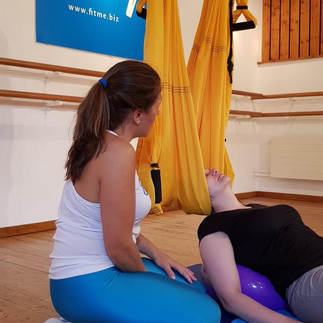 Pilates Suspensus :: Privé