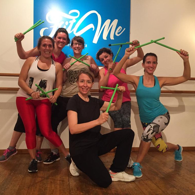Pound fitness :: Collectif