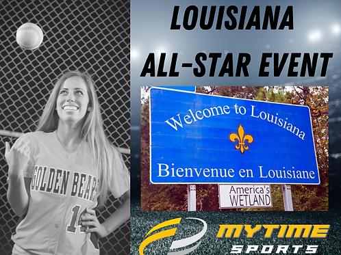 Louisiana Softball All-Star Event (TBA)