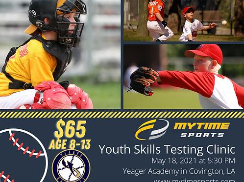 Youth Skills Testing