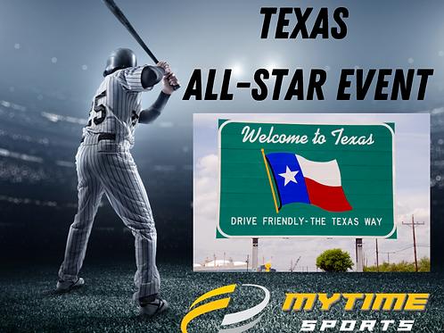 Texas Baseball All-Star Event (HBU-11/7/2021)
