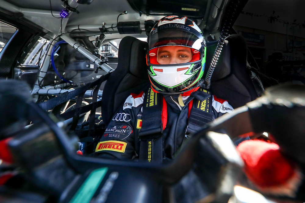 Nick Foster Paul Ricard Blancpain Endurance Series Attempto Racing Audi R8