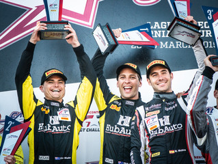 Intercontinental GT victory for Nick Foster in the California 8 Hours