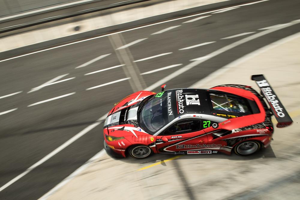 HubAuto Corsa Ferrari