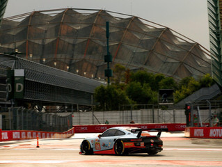 Mexico Delivers First WEC Podium!