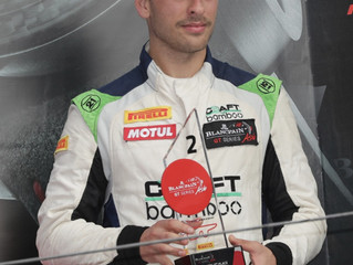 FOSTER TAKES POLE POSITION AND PODIUM IN FUJI