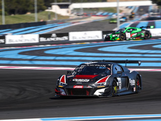Another top ten Blancpain GT finish for Nick Foster in Paul Ricard