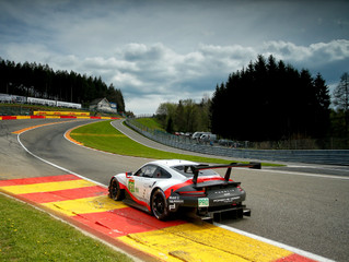 SPA… WHAT A TRACK!