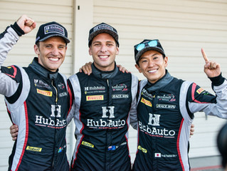 Nick Foster Storms to Suzuka 10 Hour Pole Position