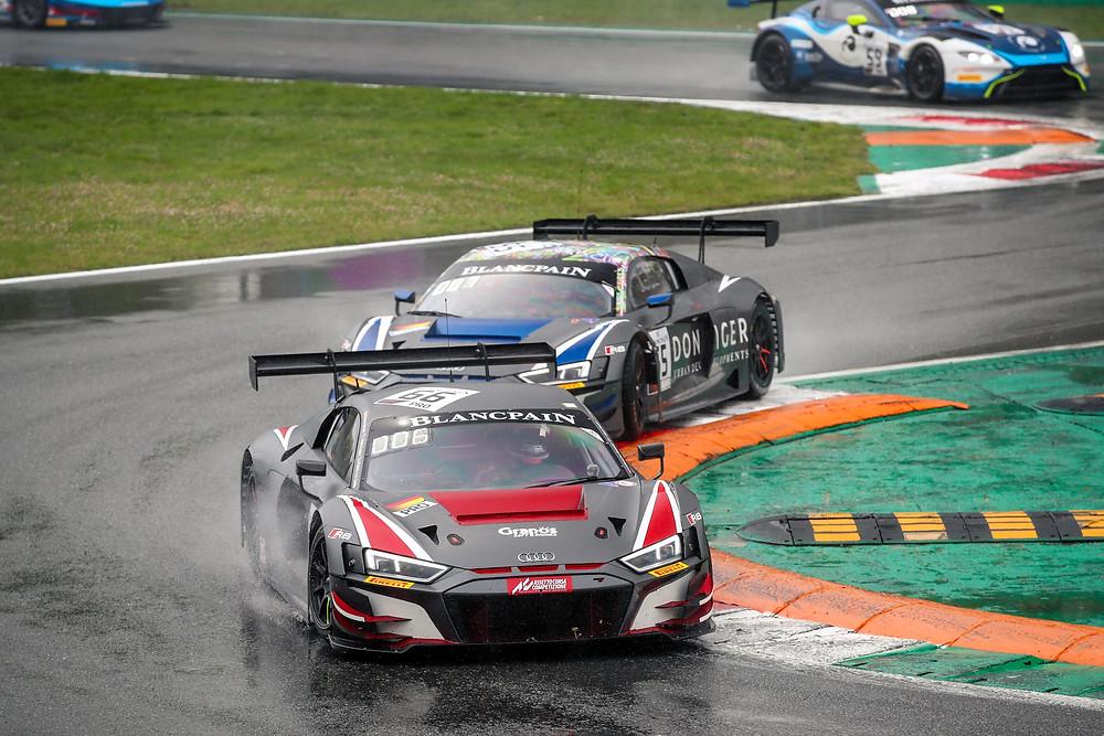 Nick Foster Monza Blancpain Endurance Series Attempto Racing Audi R8