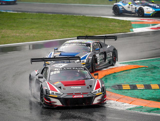 Top seven finish for Nick Foster in first Blancpain GT round