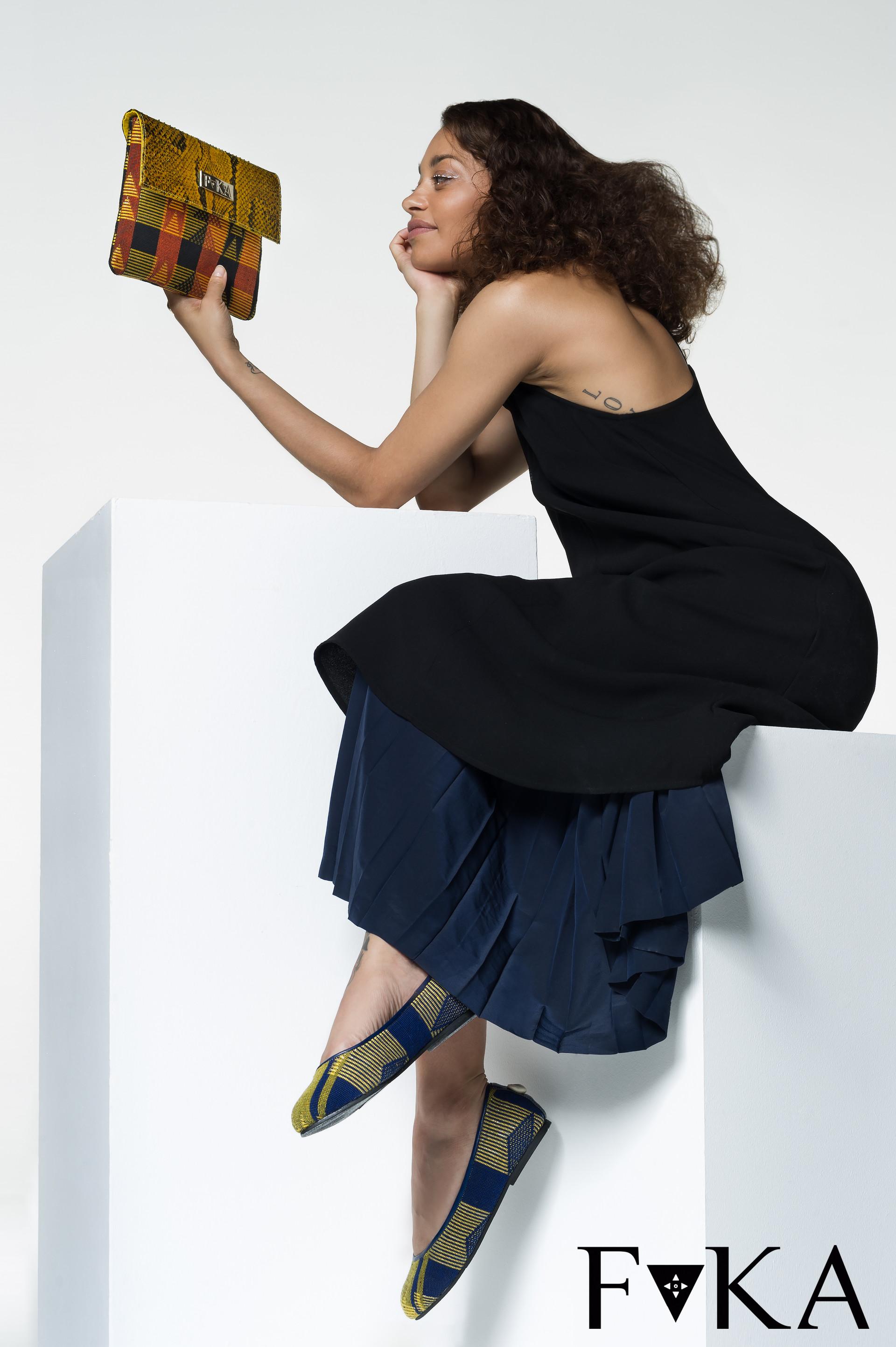 Photographer Choi David Model Zelda Hair/ make-up Rhian Webster