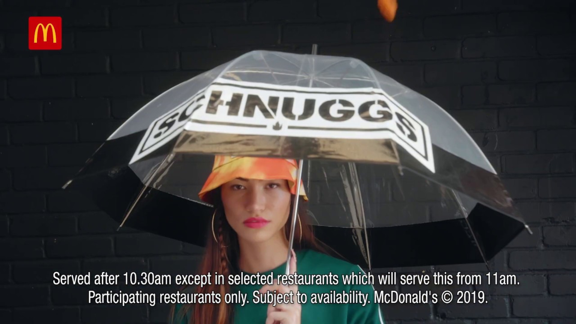 McDonalds Schnuggs