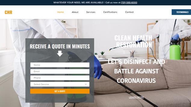 Clean Health Restoration